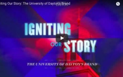 University of Dayton announces new brand: Igniting Our Story