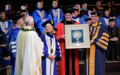 Chaminade University Holds Inauguration for 10th President