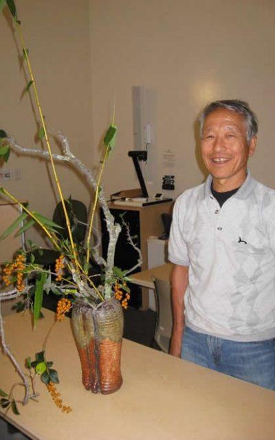 Ikebana: Touching Heaven and Earth