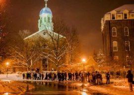 University of Dayton celebrates 55th annual Christmas on Campus
