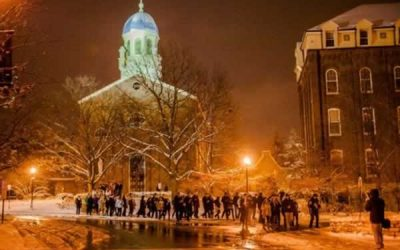 University of Dayton celebrates 55th annual Christmas on Campus