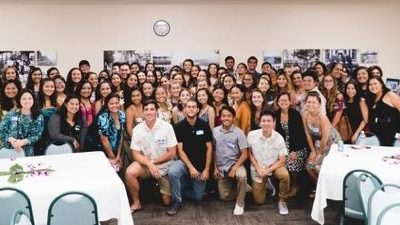 Building a New Generation of Hawaii's Scientists and Leaders
