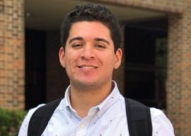 Interviews with Students, Faculty, Staff and Administration:  Nicolas Romero